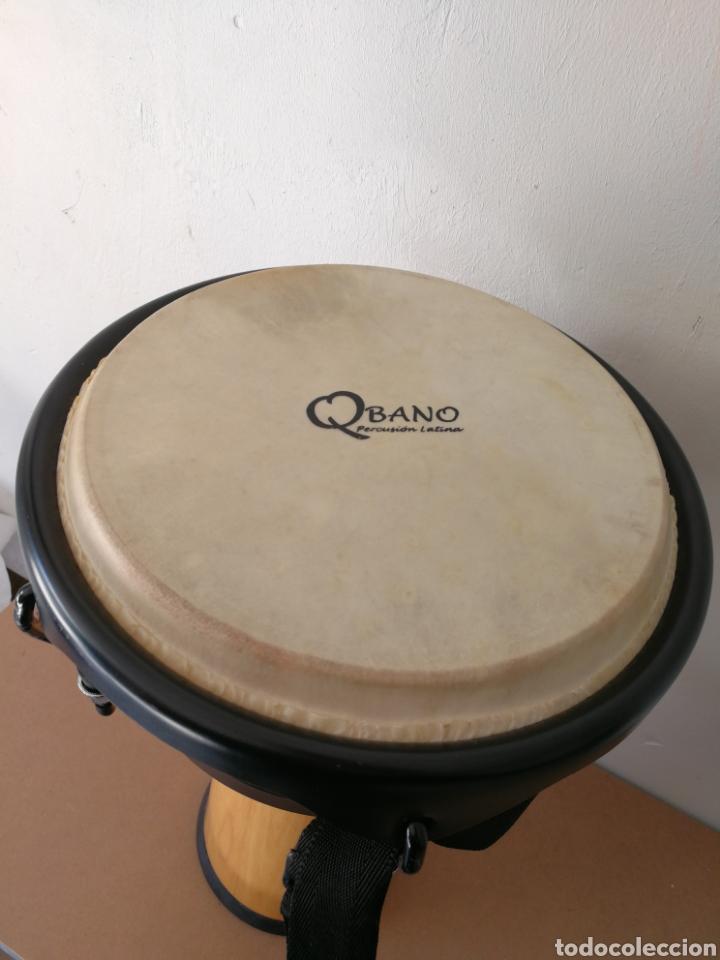 Instrumentos musicales: Djembé Qbano percusión latina - Foto 3 - 162441072