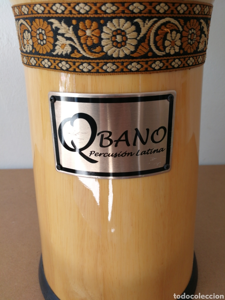 Instrumentos musicales: Djembé Qbano percusión latina - Foto 2 - 162441072