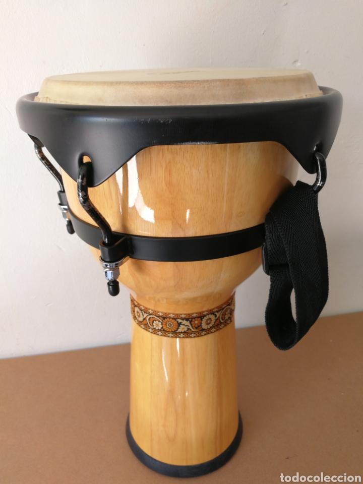 Instrumentos musicales: Djembé Qbano percusión latina - Foto 4 - 162441072