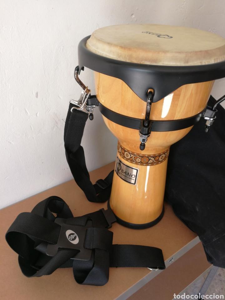 Instrumentos musicales: Djembé Qbano percusión latina - Foto 6 - 162441072