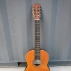 Instrumentos musicales: ANTIGUA GUITARRA ESPAÑOLA. CONSTRUCTOR JUAN MONTERO. CÓRDOBA 1976. Lote 162636242