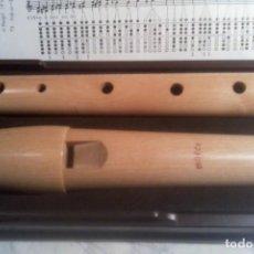 Instrumentos musicales: FLAUTA - MOECH - FLÖTEN .. Lote 162769846