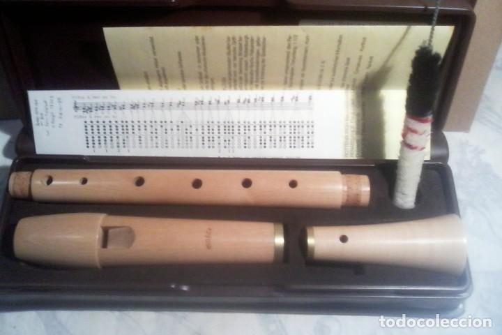 Instrumentos musicales: FLAUTA - MOECH - FLÖTEN . - Foto 3 - 162769846