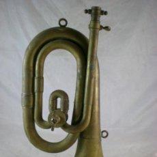 Instrumentos musicales: CORNETA DE LLAVE - SIN BOQUILLA. Lote 162797746