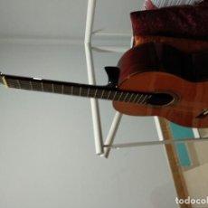 Instrumentos musicales: GUITARRA CLÁSICA JUAN ESTRUCH 350, AÑO 1985. Lote 162811622