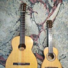 Instrumentos musicales: GUITARRA HISTÓRICA RIBOT & ALCAÑIZ MODELO ESPECIAL. Lote 163357510