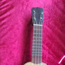 Instrumentos musicales: UKELELE HISTÓRICO HIJOS DE FRANCISCO GONZALEZ MODELO ESPECIAL FINALES SIGLO XIX. Lote 163360362