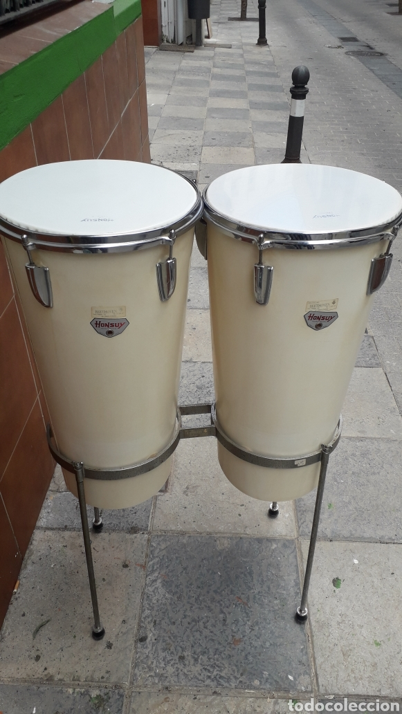 TIMBALES (Música - Instrumentos Musicales - Percusión)