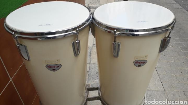 Instrumentos musicales: Timbales - Foto 2 - 163430022
