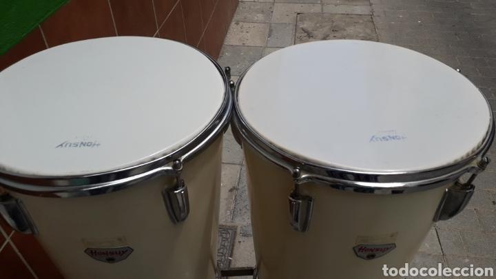 Instrumentos musicales: Timbales - Foto 3 - 163430022