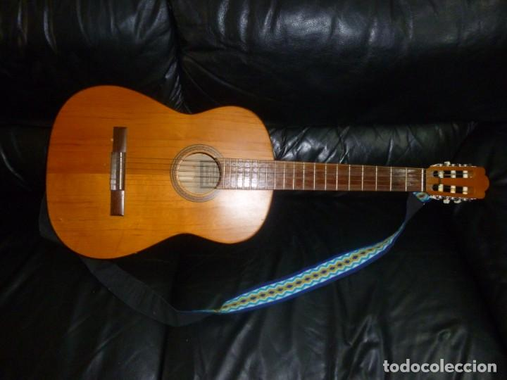 GUITARRA FRAMUS 76 (Música - Instrumentos Musicales - Guitarras Antiguas)