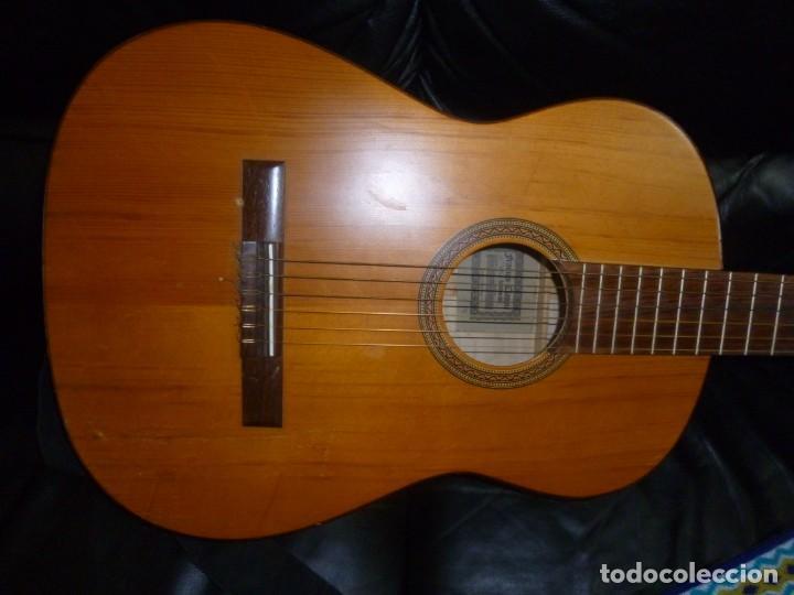 Instrumentos musicales: Guitarra Framus 76 - Foto 2 - 164598750