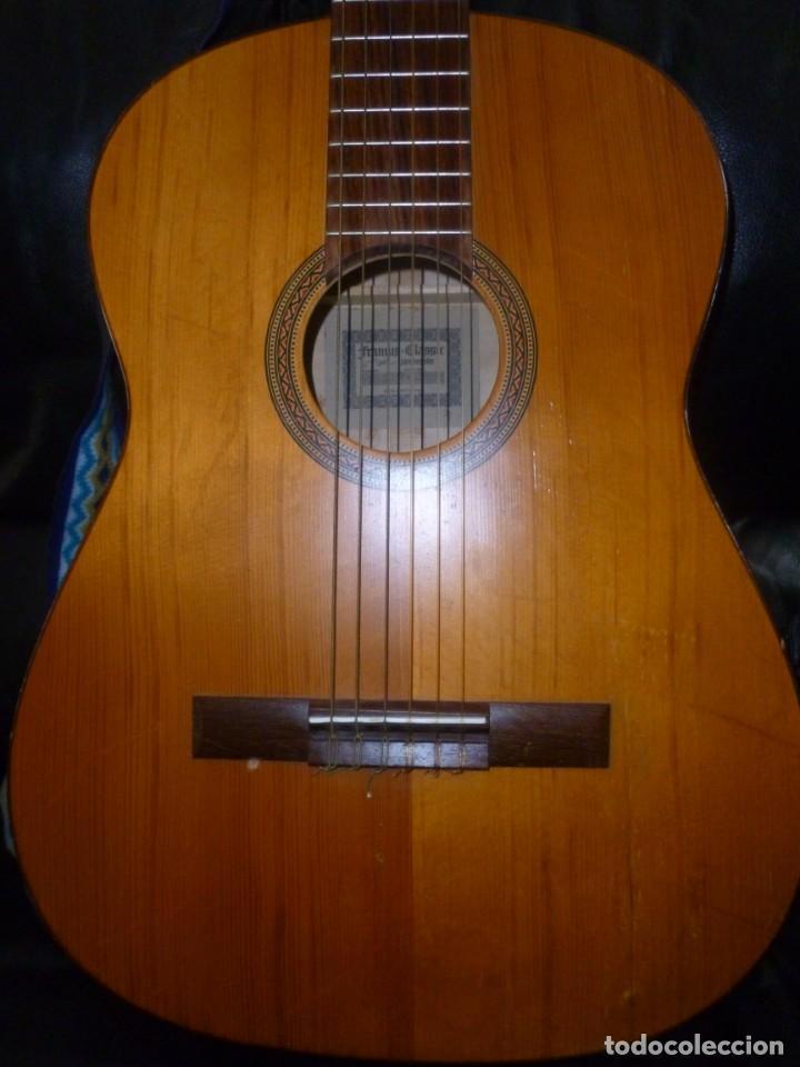 Instrumentos musicales: Guitarra Framus 76 - Foto 8 - 164598750