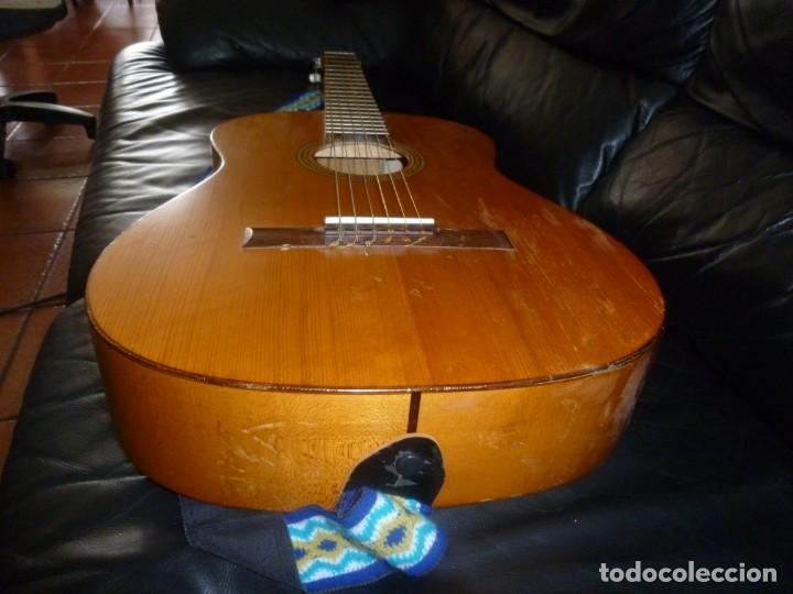 Instrumentos musicales: Guitarra Framus 76 - Foto 9 - 164598750
