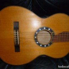 Instrumentos musicales: GUITARRA ALEMANA MEINEL&HEROLD. Lote 164599410