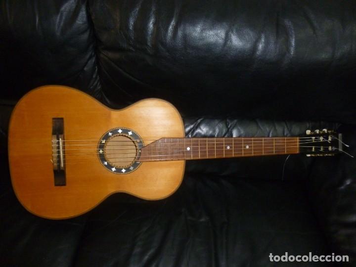 Instrumentos musicales: Guitarra alemana Meinel&Herold - Foto 2 - 164599410