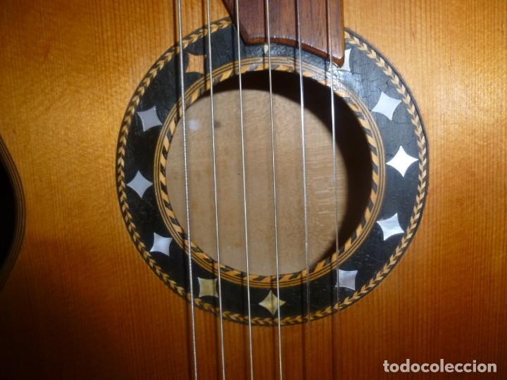 Instrumentos musicales: Guitarra alemana Meinel&Herold - Foto 5 - 164599410