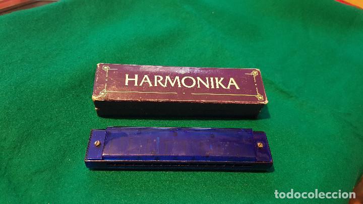 HARMONICA (Música - Instrumentos Musicales - Viento Metal)