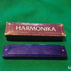 Instrumentos musicales: HARMONICA. Lote 164607162