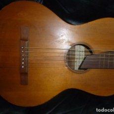 Instrumentos musicales: GUITARRA AUSTRIACA JOSEF LEISTENTRITT,. Lote 164679358