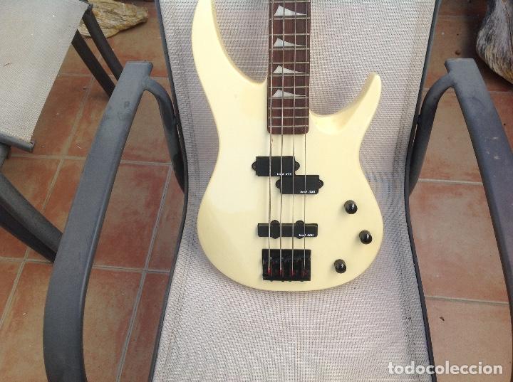 Instrumentos musicales: BAJO OVATION CELEBRITY BC-2 - ULTRA RARO BAJO DE CUERPO SÓLIDO DE OVATION .. - Foto 3 - 165145174