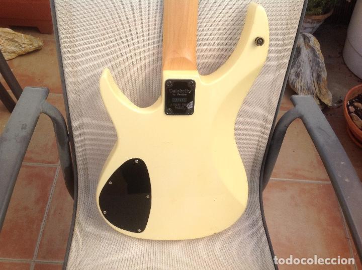 Instrumentos musicales: BAJO OVATION CELEBRITY BC-2 - ULTRA RARO BAJO DE CUERPO SÓLIDO DE OVATION .. - Foto 5 - 165145174