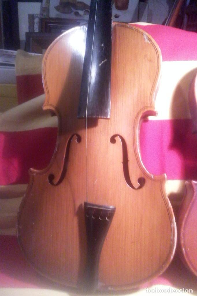 Instrumentos musicales: 2 VIOLINES . - Foto 3 - 165218538