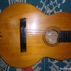 Instrumentos musicales: ANTIGUA GUITARRA ALEMANA. Lote 165348674