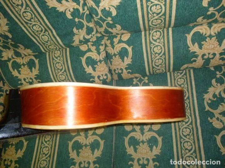 Instrumentos musicales: Antigua guitarra alemana - Foto 8 - 165348674