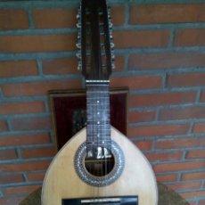 Instrumentos musicales: MAGNIFICA BANDURRIA DE VICENTE SANCHIS. Lote 165465985