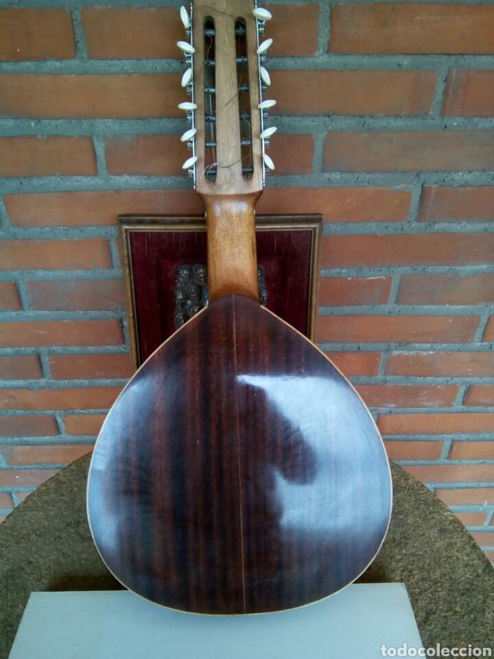 Instrumentos musicales: Magnifica bandurria de Vicente Sanchis - Foto 2 - 165465985