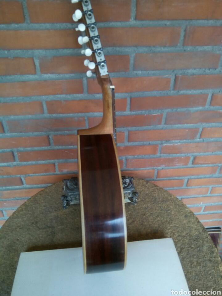 Instrumentos musicales: Magnifica bandurria de Vicente Sanchis - Foto 3 - 165465985