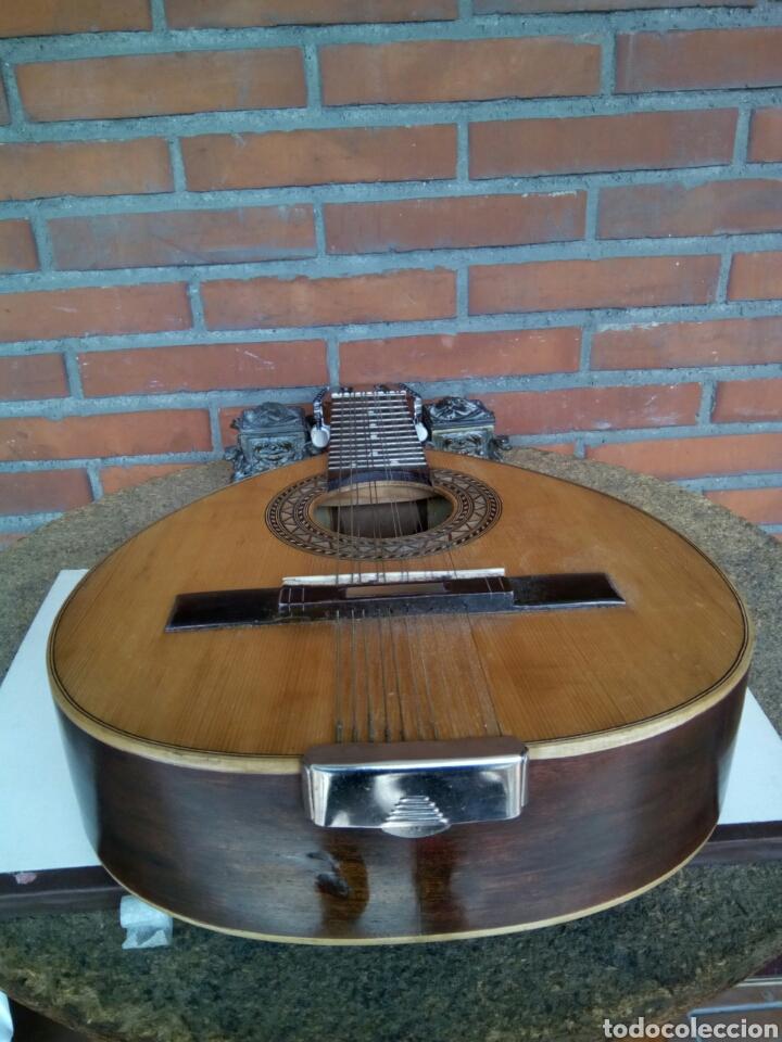 Instrumentos musicales: Magnifica bandurria de Vicente Sanchis - Foto 5 - 165465985