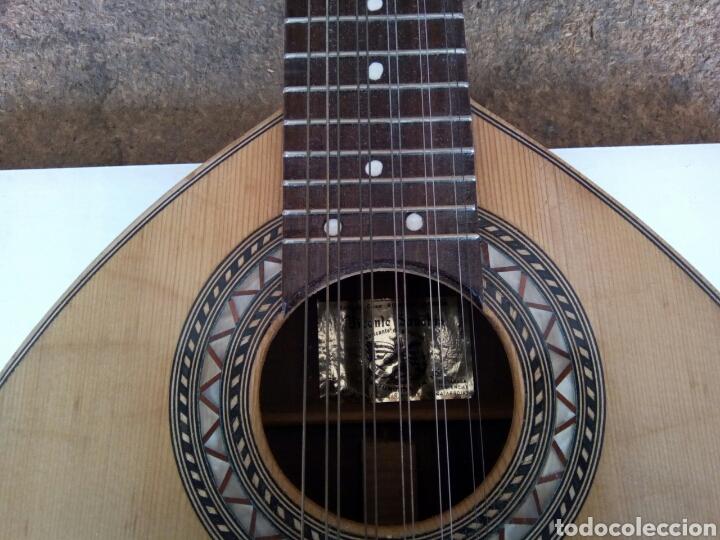 Instrumentos musicales: Magnifica bandurria de Vicente Sanchis - Foto 6 - 165465985