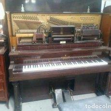 Instrumentos musicales: PIANO PIANOLA DECKER & SON NEW YORK. Lote 165518614