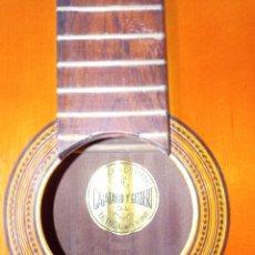 Instrumentos musicales: GUITARRA CALATAYUD Y GILBERT. Lote 165605797