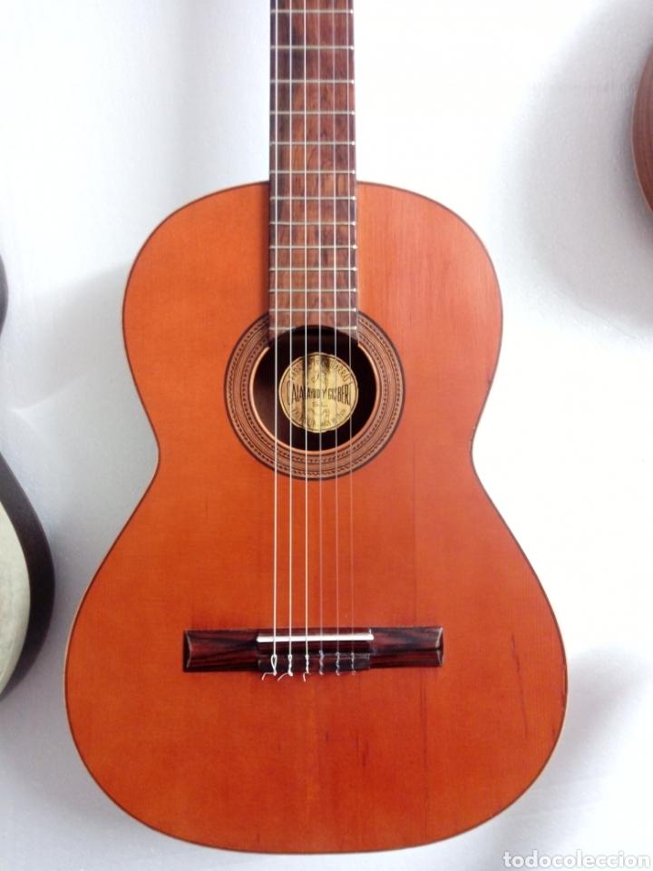 Instrumentos musicales: Guitarra Calatayud y Gilbert - Foto 3 - 165605797