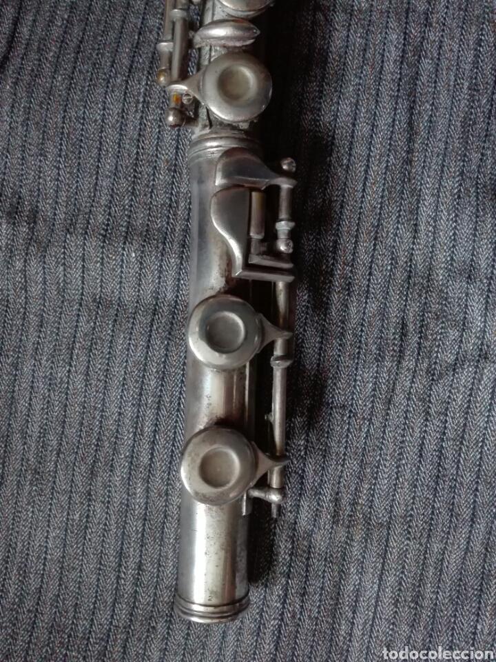 Instrumentos musicales: Flauta travesera Buisson - Foto 7 - 165669621