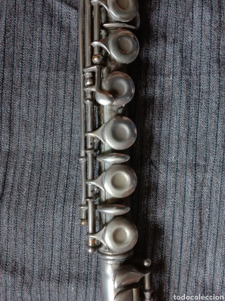 Instrumentos musicales: Flauta travesera Buisson - Foto 8 - 165669621