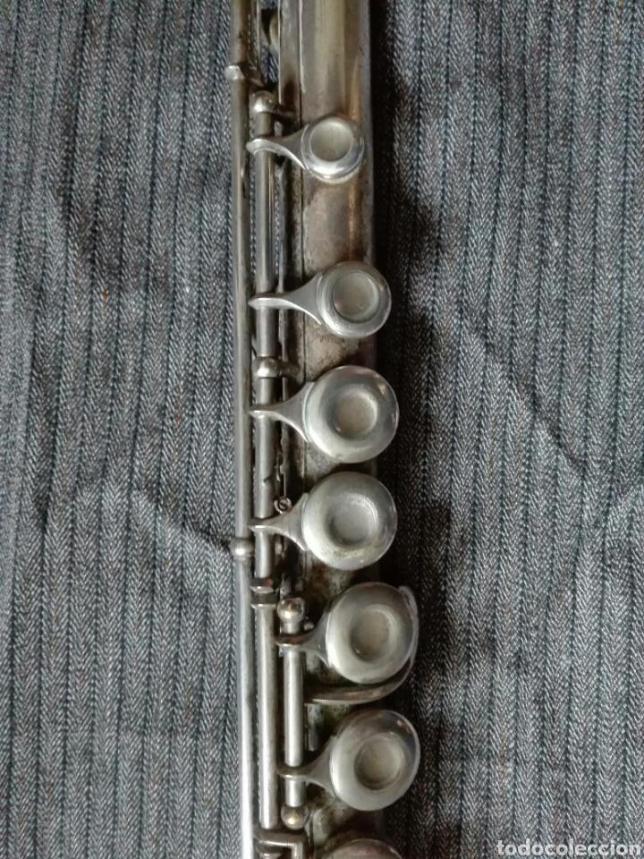 Instrumentos musicales: Flauta travesera Buisson - Foto 9 - 165669621