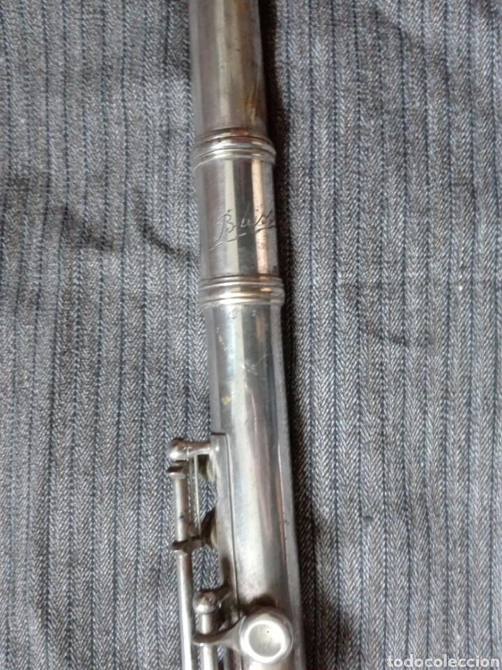Instrumentos musicales: Flauta travesera Buisson - Foto 10 - 165669621