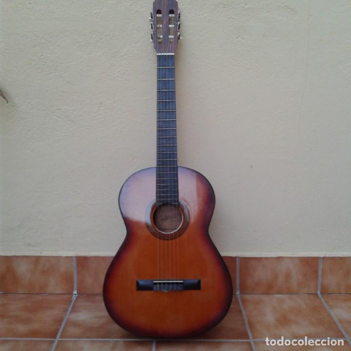 ANTIGUA GUITARRA CLÁSICA ADMIRA JUANITA (Música - Instrumentos Musicales - Guitarras Antiguas)