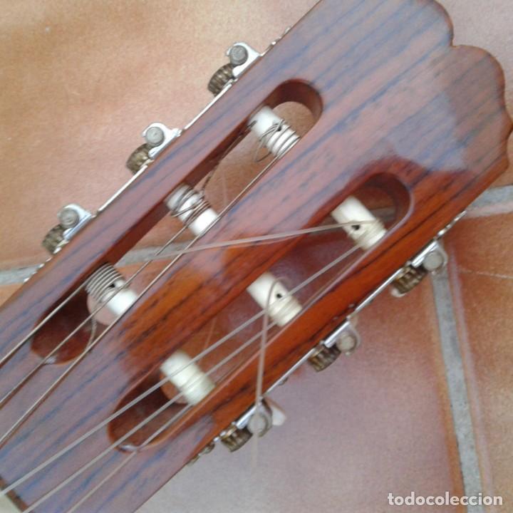 Instrumentos musicales: Antigua guitarra clásica admira Juanita - Foto 6 - 165695802