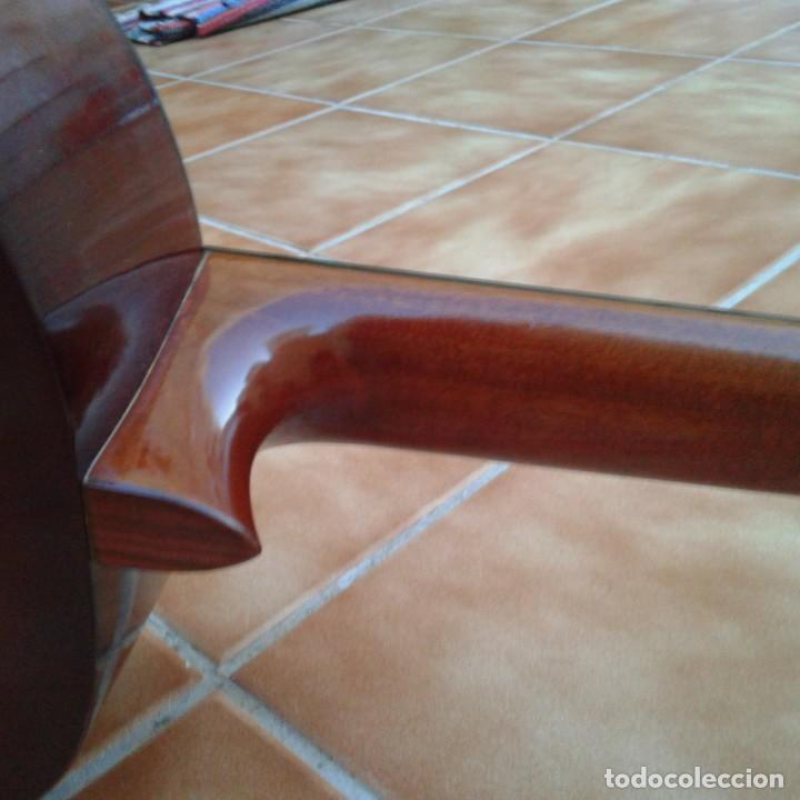 Instrumentos musicales: Antigua guitarra clásica admira Juanita - Foto 12 - 165695802