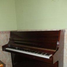 Instrumentos musicales: PIANO ALEMÁN GÖRS & KALLMANN AÑOS 70. Lote 165844014