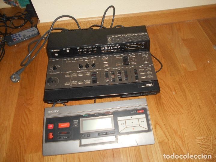 SYSTEM VIDEO MIXER DVM 1000 MIXER BLAUPUNKT DVM-1000 MEZCLADORA DE VÍDEO. (Música - Instrumentos Musicales - Accesorios)