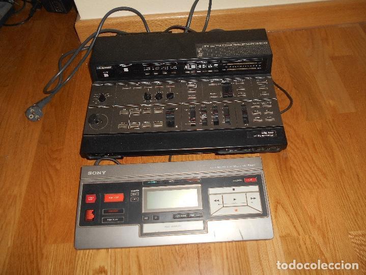 Instrumentos musicales: System Video Mixer DVM 1000 MIXER BLAUPUNKT DVM-1000 Mezcladora de Vídeo. - Foto 2 - 166144098