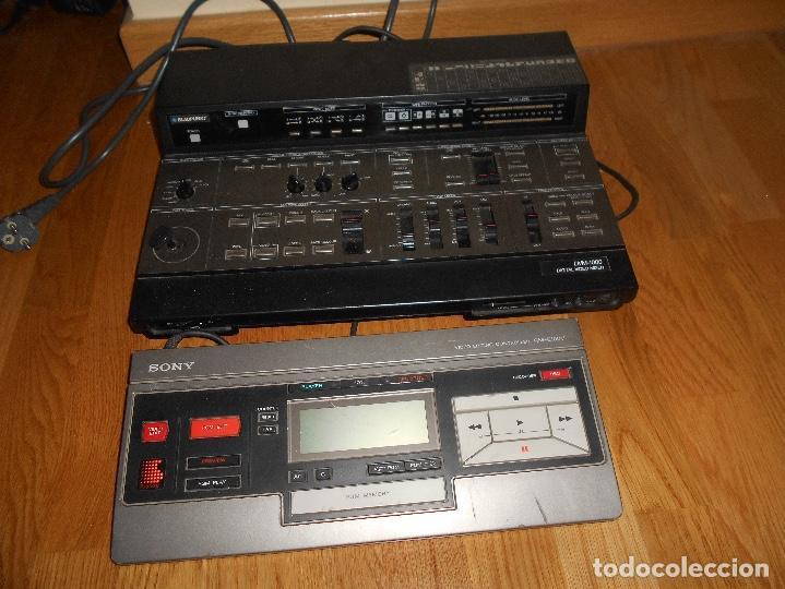 Instrumentos musicales: System Video Mixer DVM 1000 MIXER BLAUPUNKT DVM-1000 Mezcladora de Vídeo. - Foto 4 - 166144098