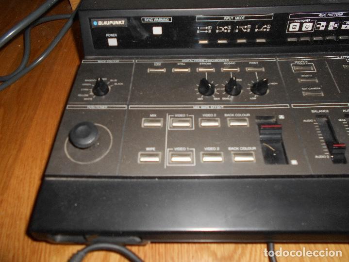 Instrumentos musicales: System Video Mixer DVM 1000 MIXER BLAUPUNKT DVM-1000 Mezcladora de Vídeo. - Foto 6 - 166144098