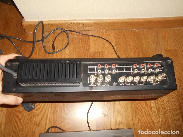 Instrumentos musicales: System Video Mixer DVM 1000 MIXER BLAUPUNKT DVM-1000 Mezcladora de Vídeo. - Foto 9 - 166144098